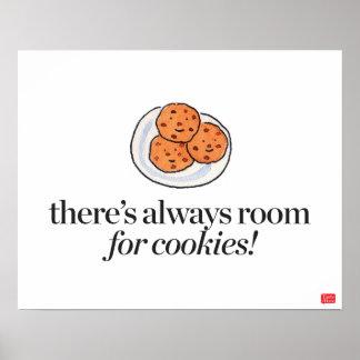 Il y a toujours pièce pour des biscuits