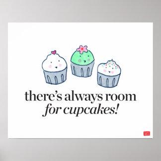 Il y a toujours pièce pour des petits gâteaux