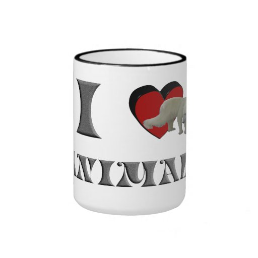 ILA polar bear Mug