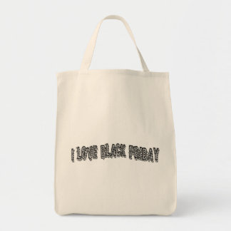 ILBF-Stripe Tote Bag