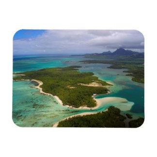 Ile Aux Cerfs, Mauritius Magnet