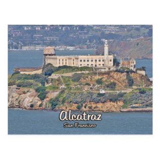 Île d'Alcatraz Cartes Postales