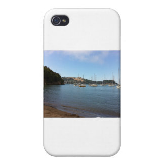 Île d'ange coque iPhone 4/4S