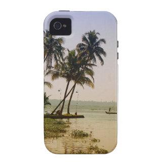 Île dans les mares iPhone 4 case