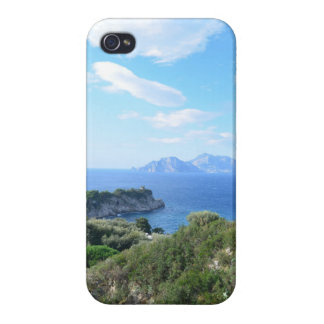 Île de Capri Étui iPhone 4