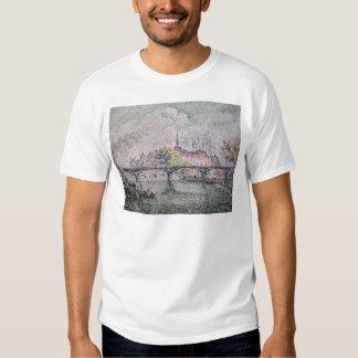 Ile de la Cite, Paris, 1912 T Shirt