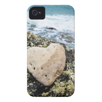 Île de Larn de KOH - coeur Coques iPhone 4 Case-Mate