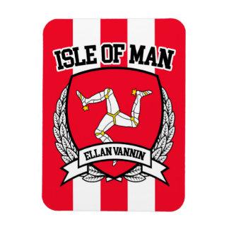 Île de Man Magnets Souples