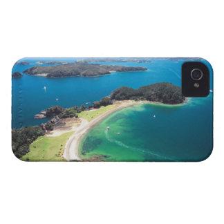 Île de Motuarohia/île de Roberton, baie de