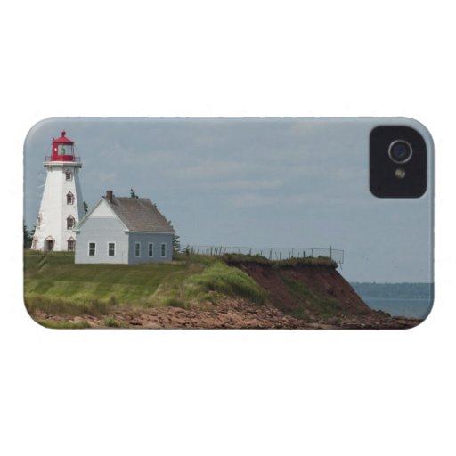 Île de Panmure, île Prince Edouard. Panmure Étui iPhone 4