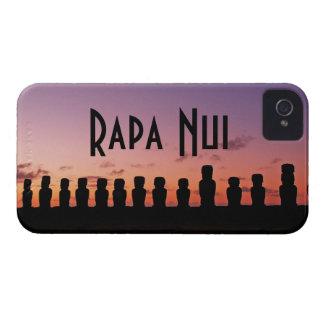 Île de Pâques Rapa Nui Chili Amérique du Sud Étui iPhone 4