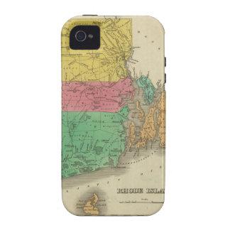 Île de Rhode 6 Coque Case-Mate iPhone 4