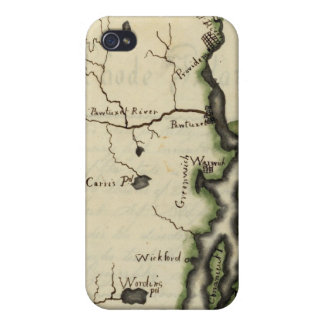 Île de Rhode 6 Coques iPhone 4