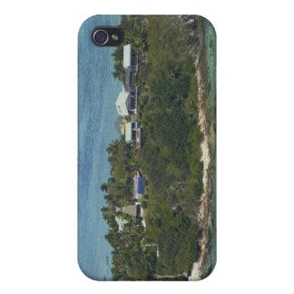 Île de Wadigi, îles de Mamanuca, Fidji 2 Étui iPhone 4