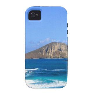 Île éloignée iPhone 4 case