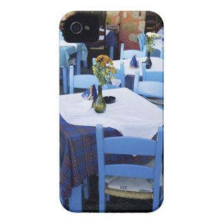 Île grecque de Crète et de vieille ville de Chania Coque Case-Mate iPhone 4