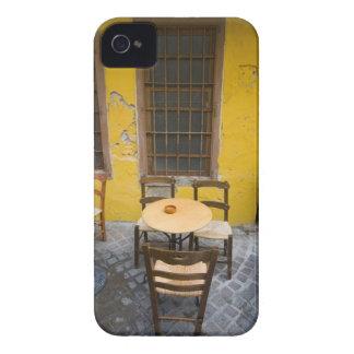 Île grecque de Crète et de vieille ville de Chania Coques Case-Mate iPhone 4
