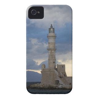 Île grecque de Crète et de vieille ville de Chania Coque iPhone 4 Case-Mate
