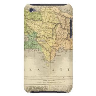 Ile St. Domingue or Haiti iPod Case-Mate Cases