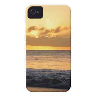 Île tropicale à l'Antigua Coque iPhone 4