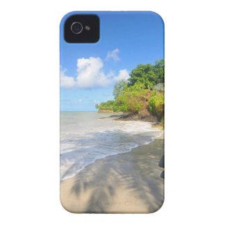 Île tropicale à Porto Rico Étuis iPhone 4