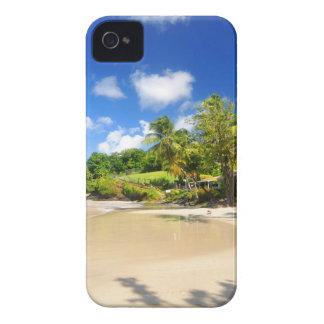 Île tropicale au Cap Vert Coques iPhone 4 Case-Mate