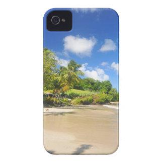 Île tropicale en Îles Caïman Coque Case-Mate iPhone 4