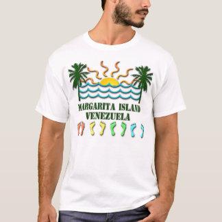 Île Venezuela de margarita T-shirt