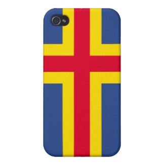 Îles d'Aland Étui iPhone 4/4S