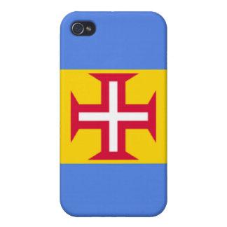 Îles de la Madère Coque iPhone 4