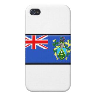 Îles de Pitcairn Coques iPhone 4