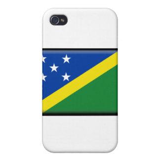 Îles Salomon iPhone 4 Case