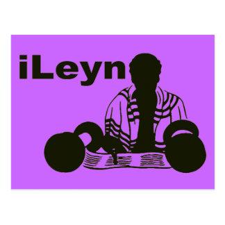 iLeyn Postcard