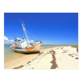 Ilha da Armona Postcard