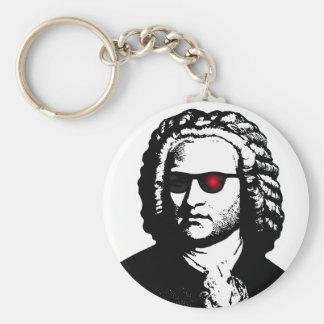 I'll Be Bach Keychain