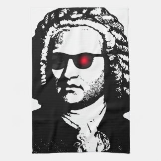 I'll Be Bach Kitchen Towel