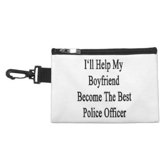 I'll Help My Boyfriend Become The Best Police Offi Accessories Bags