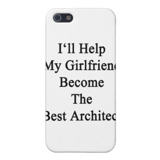 I'll Help My Girlfriend Become The Best Architect. iPhone 5 Covers
