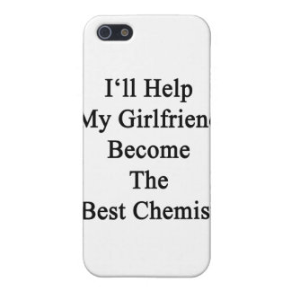 I'll Help My Girlfriend Become The Best Chemist iPhone 5/5S Case