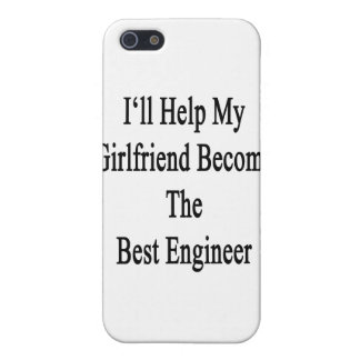 I'll Help My Girlfriend Become The Best Engineer iPhone 5/5S Covers