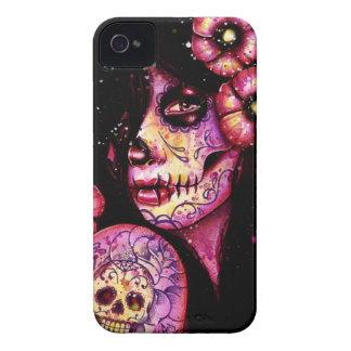 I'll Never Forget Day of the Dead Girl Case-Mate iPhone 4 Cases