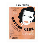 Ill Wind Cotton Club Parade Vintage Songbook Cover Postcards