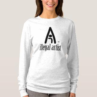 Illegal Artist LongSleeve T-Shirt