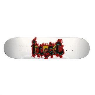Illegal Skate Skate Board Deck