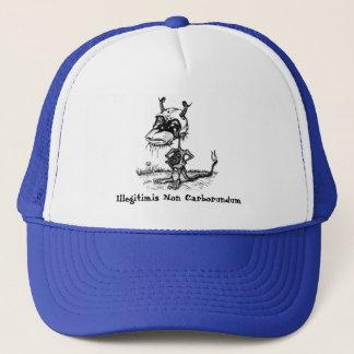 Illegitimi non carborundum trucker hat
