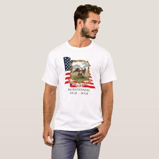 Illinois 200th Anniversary Bicentennial T-Shirt