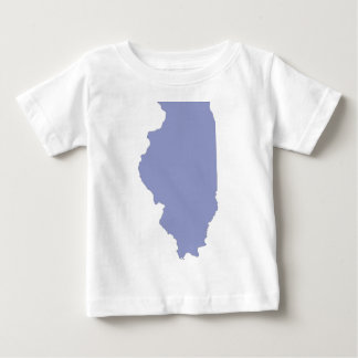 ILLINOIS a BLUE state Baby T-Shirt