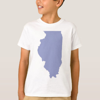 ILLINOIS a BLUE state T-Shirt