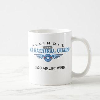 Illinois Air National Guard - USA Coffee Mug