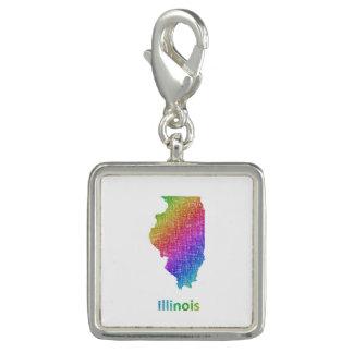 Illinois Charms